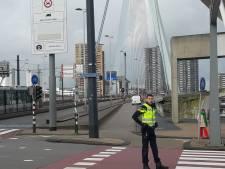 Storing slagbomen opgelost: je kunt weer over de Erasmusbrug rijden