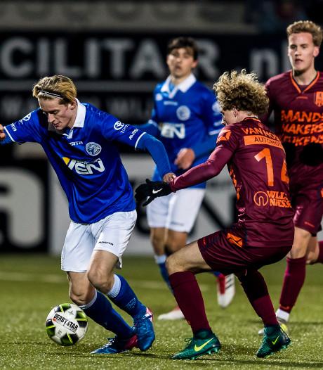 Eerste divisie: FC Den Bosch bezoekt Volendam, RKC thuis tegen Telstar en TOP Oss naar MVV