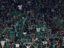 Panathinaikos voor drie seizoenen verbannen uit Europa