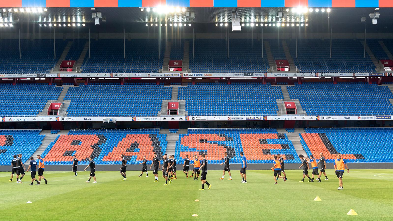 Het Sankt Jakob-Park, de thuishaven van FC Basel, kan donderdag 16 augustus in elk geval rekenen op de komst van zo'n 600 Vitesse-supporters.