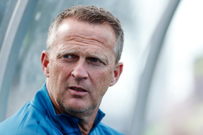 FC Utrecht-trainer John van den Brom.