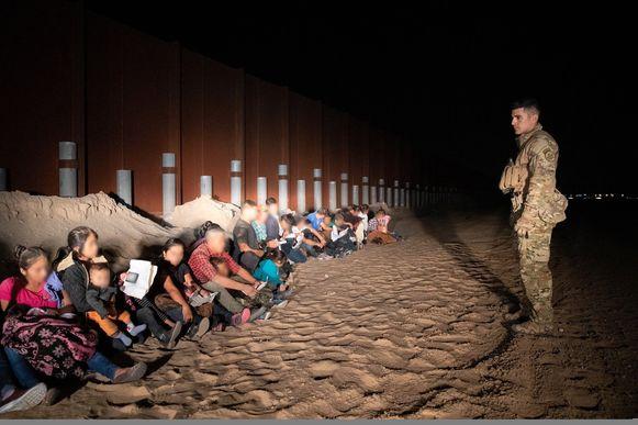 De Mexicaanse grens (beeld ter illustratie)