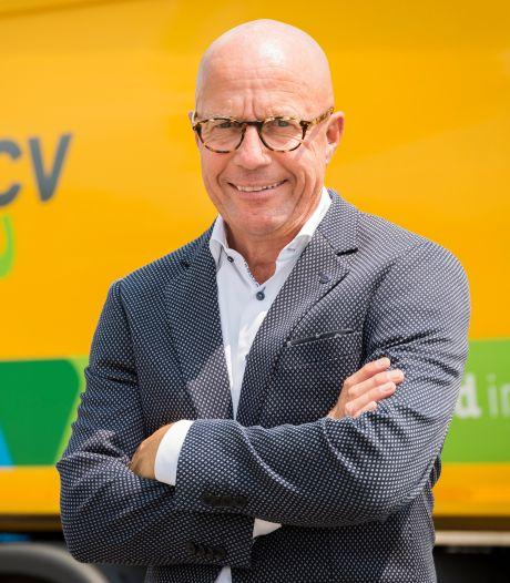 Koenderman stopt als directeur van afvalverwerker ACV
