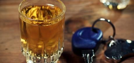 Dronken automobilist (19) zonder rijbewijs gepakt in Hardinxveld