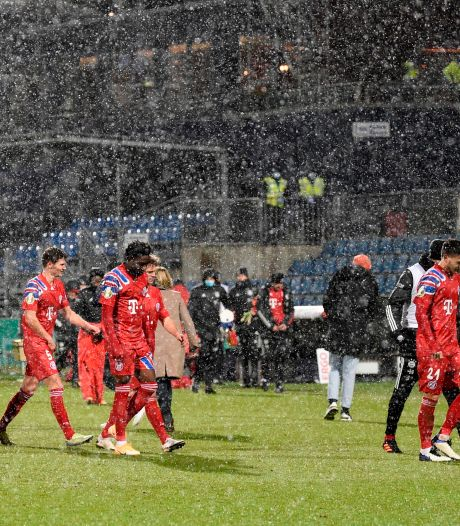 Sensatie in Duitse beker: Holstein Kiel knikkert Bayern eruit na pingels