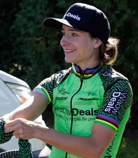 Marianne Vos wint in Waterloo