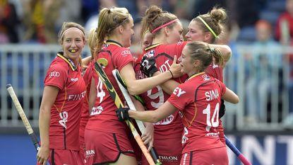 Road to Rio: Red Panthers boeken eerste zege in World League Hockey