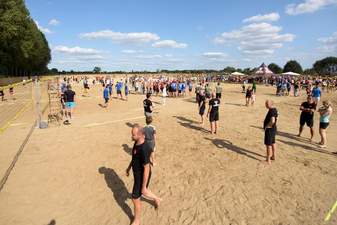 Het Beach Event Son is het grootste sportevenement van Son en Breugel.