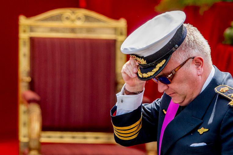 Prins Laurent stapt naar de Raad van State tegen de beslissing van de Kamer om 15 procent van zijn dotatie in te trekken.