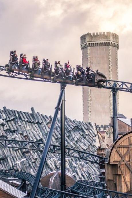 Pretpark weigert Eindhovenaar (31) met één hand in achtbaan: 'Ik was flabbergasted'