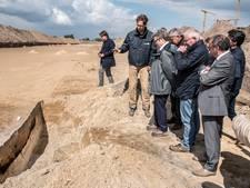 Haps 'veelbelovend' voor archeologen