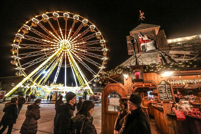 Kerstmarkt Roeselare Bol Van Activiteiten Roeselare Roeselare In