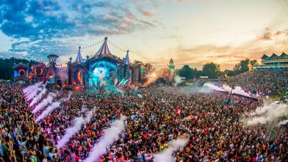 Opbouw Tomorrowland start morgen