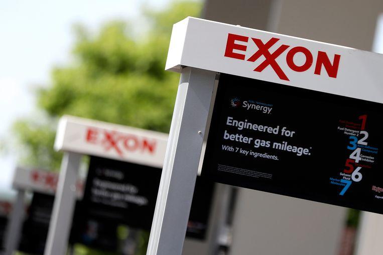 Mooi al die olievoorraden, maar zijn er in 2040 nog genoeg klanten? Beeld AP