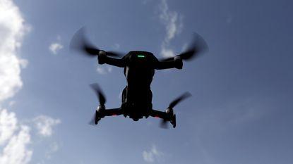Drones waken jaar lang over havengebied
