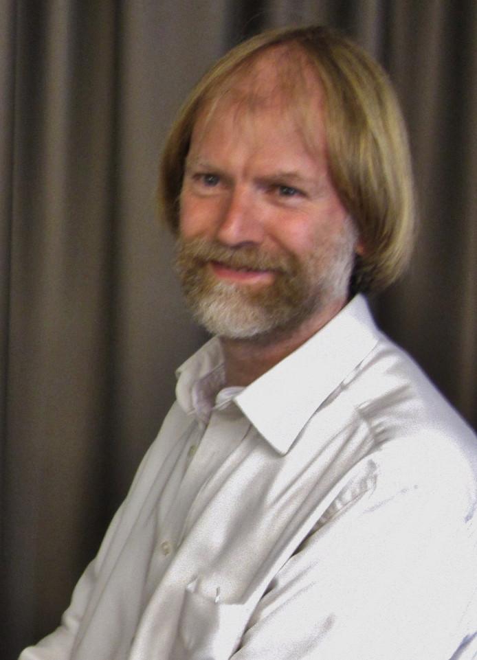 Edo Hebinck, oprichter en conservator van het Museum Droom en Geheugen