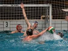 Degradatie waterpoloërs Merlet vanwege tekort aan spelers