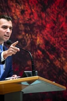 Baudet en Van der Staaij in debat in Gouda