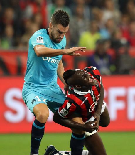 Strootman pakt met Marseille drie punten in Nice