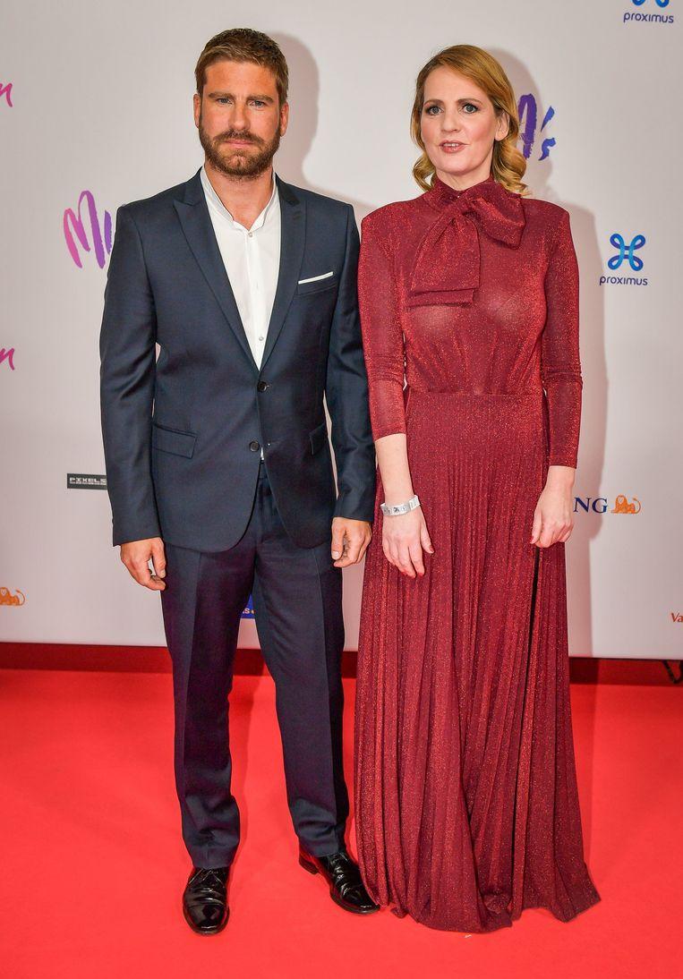 KevinJanssens en Maaike Cafmeyer