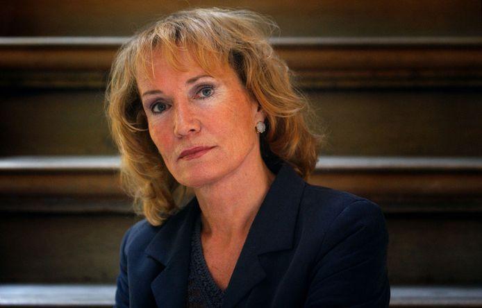 Annemarie Oster. Archieffoto: GPD