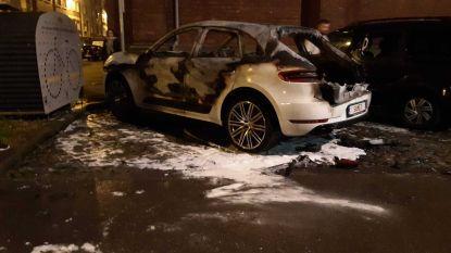 Balans oudejaarsnacht in Brussel: 22 wagens in brand, steekpartij, 211 arrestaties