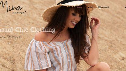 """""""Wow, wat een stormloop"""": Romina van Boer Jan heeft nu haar eigen webwinkel"""