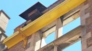 Kolonie gierzwaluwen beveiligd tijdens bouwwerken De Meersen