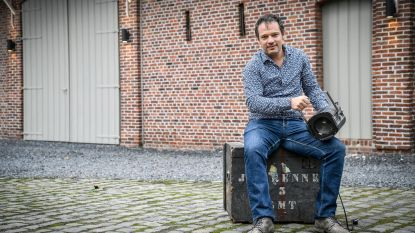 Frank Van Erum stapt in politiek