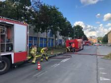 Hulpdiensten naar Heerde vanwege vreemde lucht bij bedrijf: geen gevaar voor omgeving