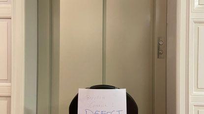 Raadslid in rolstoel anderhalf uur vast in lift voor gemeenteraad