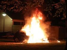 Opnieuw verdachte autobrand in Emmeloord