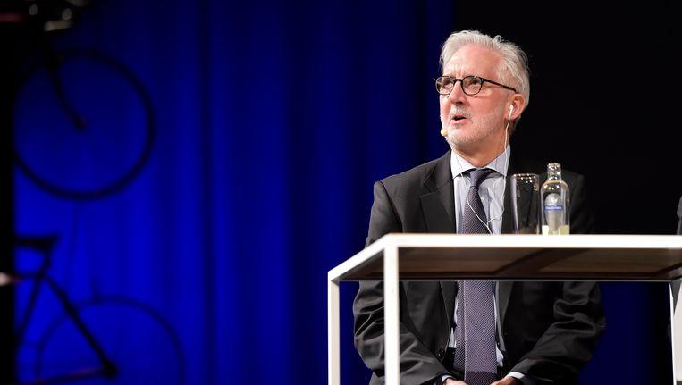 UCI-voorzitter Cookson. Beeld photo_news