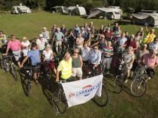 Westerlingen fietsen vierdaagse in Enschede: 'Het was hier vroeger totaal anders'