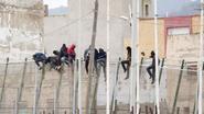 Marokkaanse politie ontruimt migrantenkampen rond Spaanse exclave
