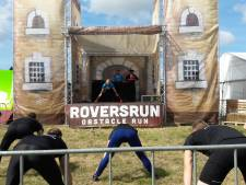 1.750 Rovers rennen zich in het zweet bij Fort de Roovere