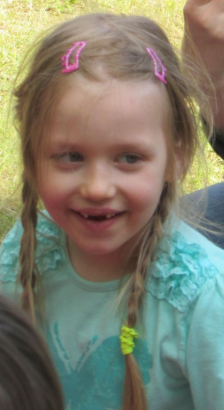 Inga Gehricke was 5 jaar op het moment van haar verdwijning.