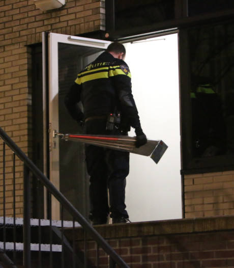 Politie komt af op inbraakmelding maar vindt partij illegaal vuurwerk