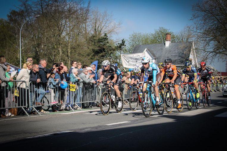 De doortocht van de Ronde in Hamme.