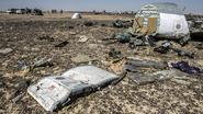 Witte Huis: nog geen conclusie over vliegtuigcrash Sinaï