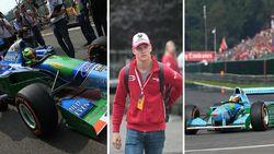 Onze F1-watcher ziet hoe Mick Schumacher zijn vader prachtig eert en hoe Stoffel eindeloos weekend beleeft