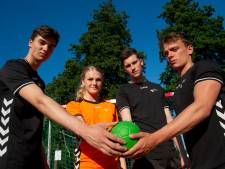 Apeldoornse handballers 'gaan' de schaal ophalen in het Poolse zand