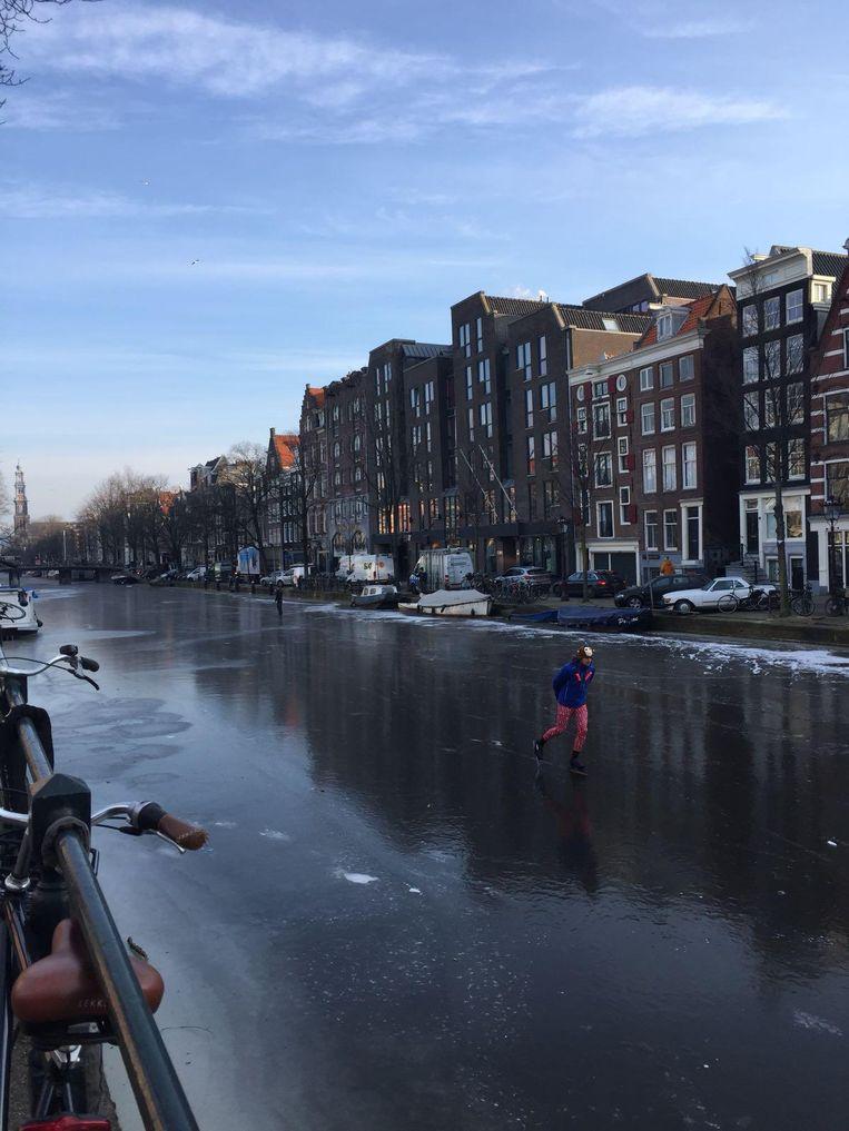 De Prinsengracht Beeld Marc Stekelenburg