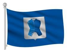 Vlaggen van alle dorpen op Goeree-Overflakkee te koop