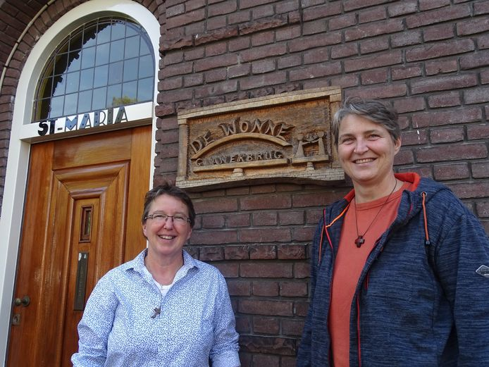 Annette Kerver en Anja Thönelt voor De Wonne.