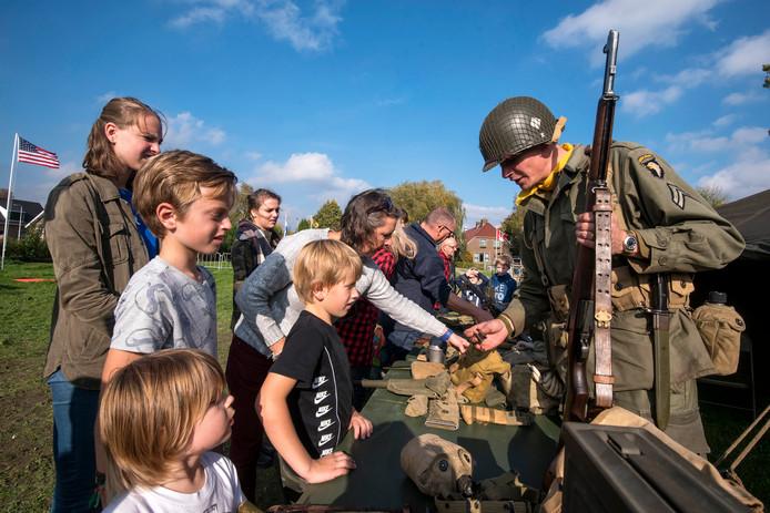 Herinneringsweekeinde The Island werd vorig jaar in Randwijk gehouden.
