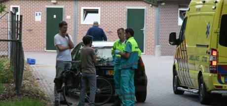 Gewonde ebiker aangetroffen op fietspad in Nijkerk