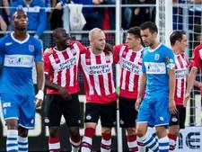 PSV doorgaans op dreef in topper, Ajax naar favoriete tegenstander