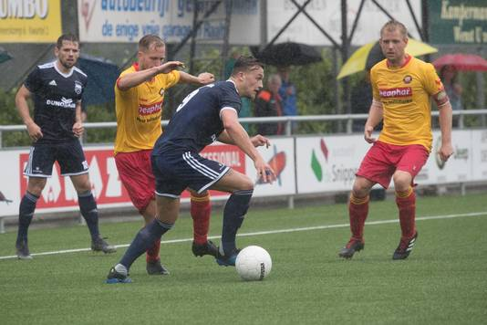 DUNO uit Doorwerth won vorig seizoen de beker door in de finale Rohda Raalte te kloppen.