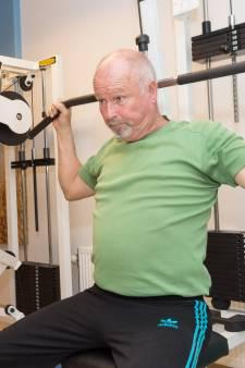Trillende spieren, daar word je sterk van